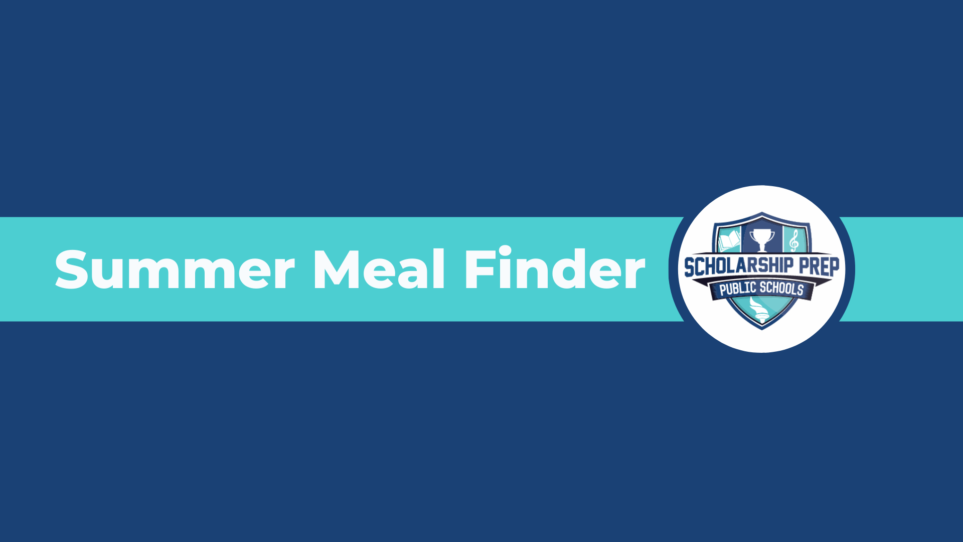 Summer Meal Finder Information