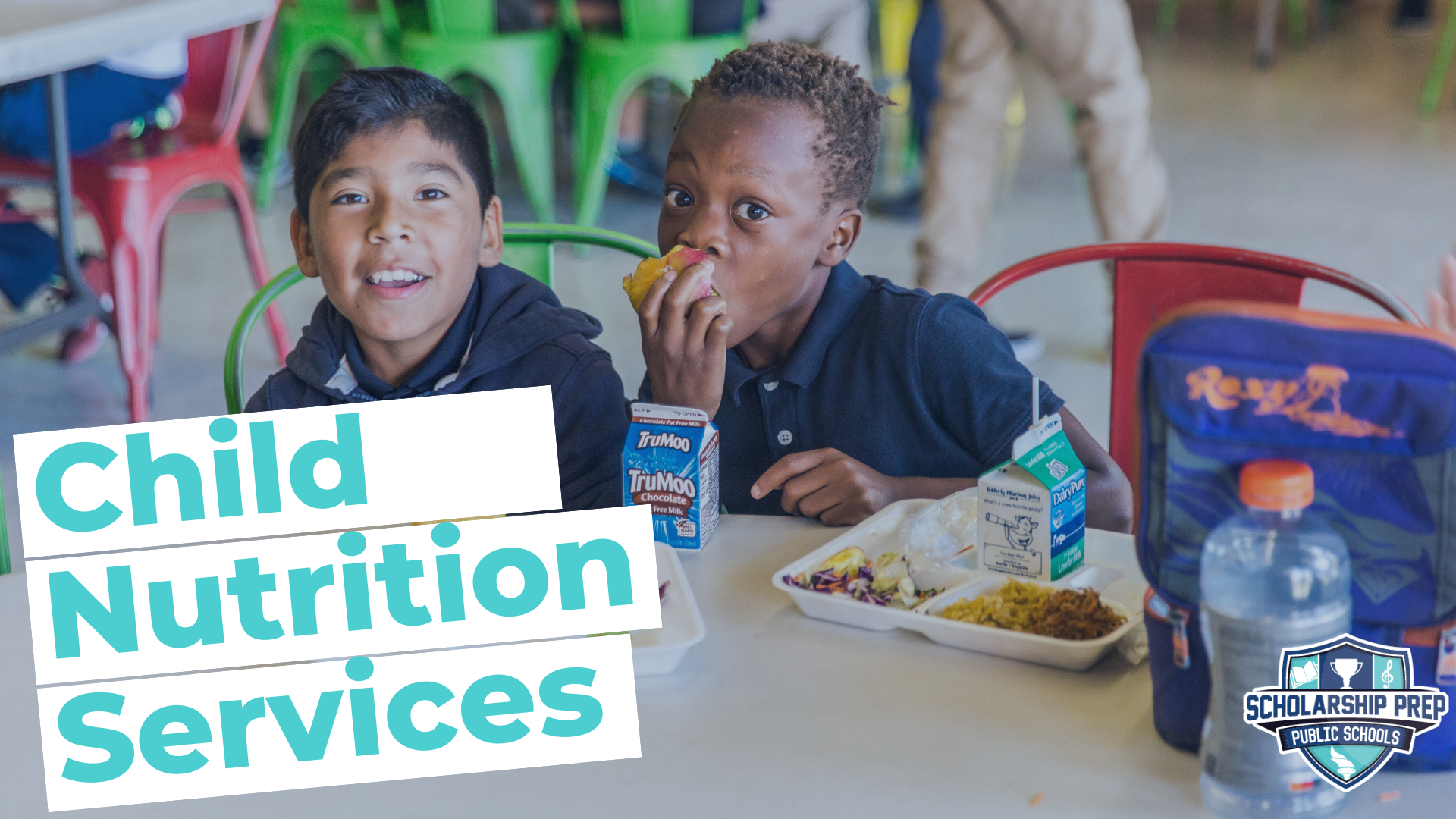Child Nutrition Services Information